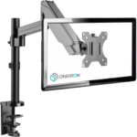 Настольный кронштейн-газлифт для монитора ONKRON G70 чёрный