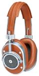 MASTER&DYNAMIC MH40S2 коричневый/серебро