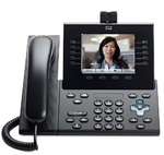 Cisco CP-9951-C-CAM-K9 IP-телефон с камерой,Black