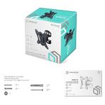 Kromax Projector-40 black кронштейн