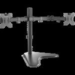 ONKRON D221FS Black кронштейн для 2х мониторов