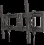 """ONKRON UM7 кронштейн для телевизора 50""""-85"""" наклонно-выдвижной,черный"""