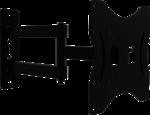 Кронштейн наклонно-поворотный для ТВ MasterKron PLA17-223