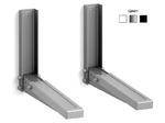 Кронштейн для СВЧ Electriclight КБ-01-10 металлик