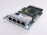 Cisco HWIC-4ESW= модуль