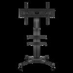 Мобильная стойка ONKRON TS2551 чёрная