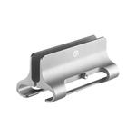 """ONKRON DN-02 подставка-держатель для ноутбука 10""""-15,8"""",серебристая"""