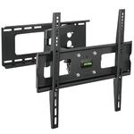 Кронштейн наклонно-поворотный для ТВ Brateck LPA13-442 черный